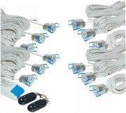 Verlengsnoeren voor inbouw LED 3 watt