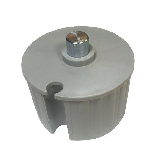 Lagerprop 78 mm ronde as 15 mm